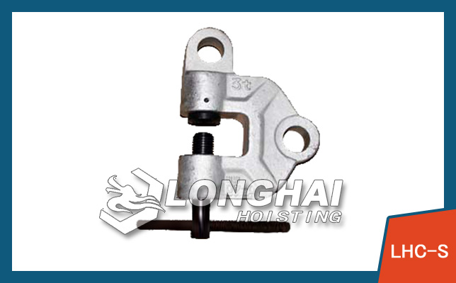 Screw Lifting Clamp-Double Hole
