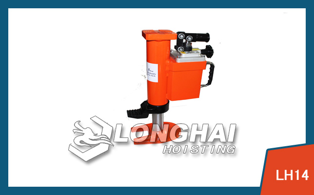 Low Hydraulic Toe Jack