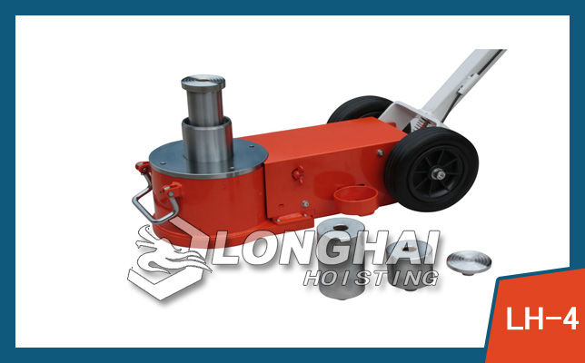 Air/Hydraulic Floor Jacks -LH-4