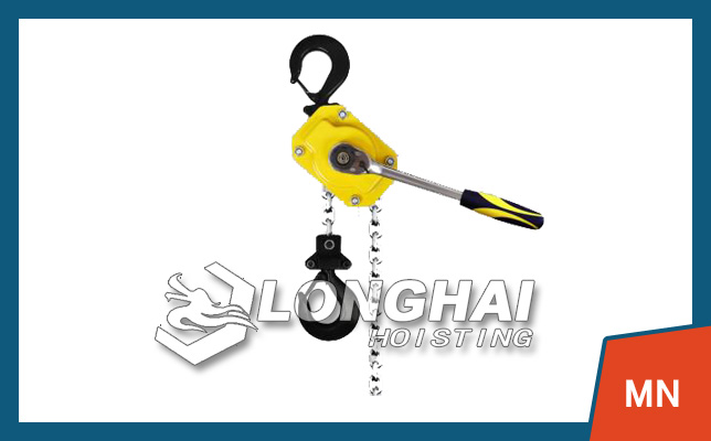 Mini Chain Lever Hoists