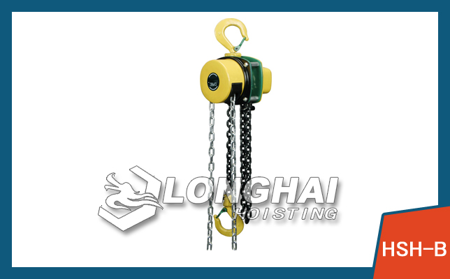 360° Hand Chain Hoists