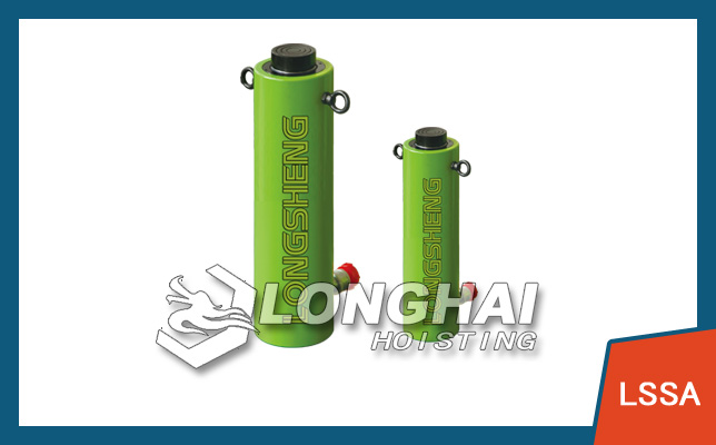 Single-acting Hydraulic Jack