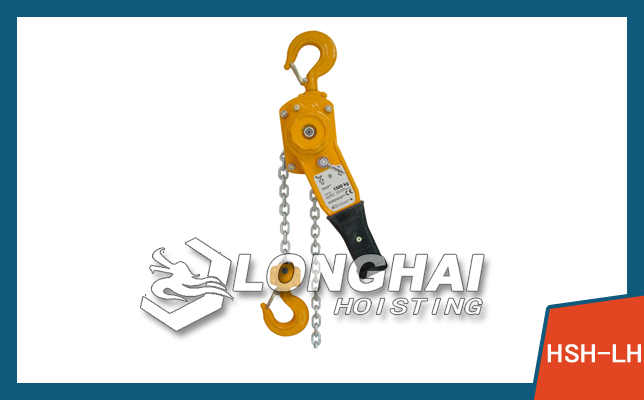 Anti-overload Lever Hoists -HSH-LH