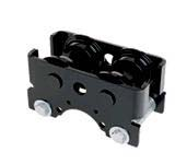 Spring balancer rail assembly parts - I-beam trolley
