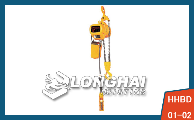 Electric Chain Hoist—1 Ton with Double Chain