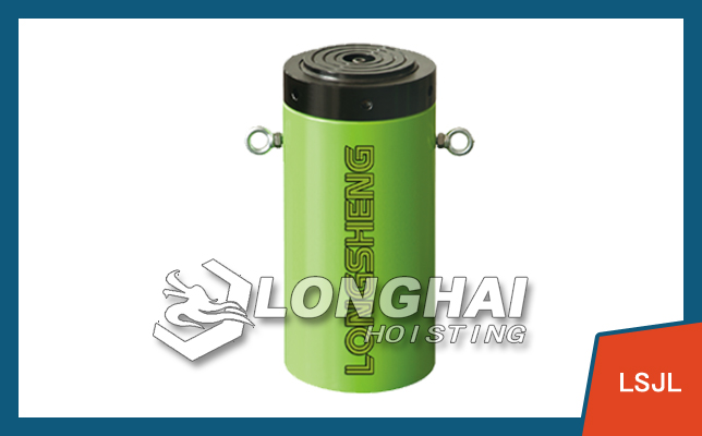 Single-acting Self-locking Hydraulic Jack