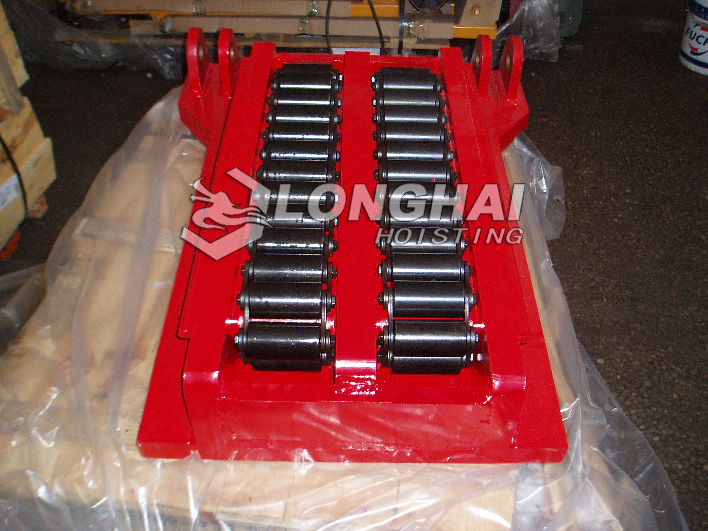 Double Chain Heavy Duty Individual Rollers